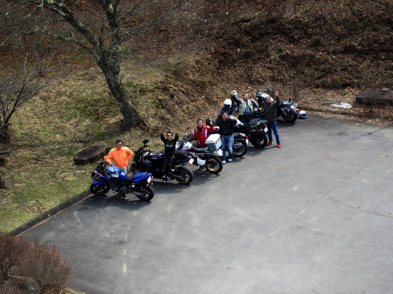 十石峠の展望台から撮影