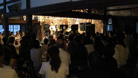 13/08/01 やなせななコンサート(青梅舞台芸術フェス)