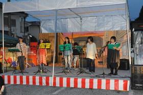 13/09/07 七味とうがらし のみの市出演