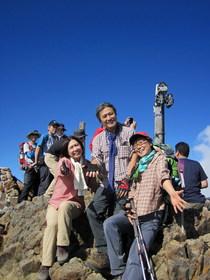 13/09/21-22 八ヶ岳山歩会公式山行