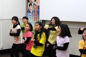 14/1/11 KTダンス カラフルレイン発表