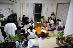 14/06/18 子どもキャンプ 友田二小班会議