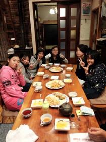 2014/12/03ふれあいフェスタまとめ会&お餅つきにむけて
