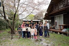 15/04/11  あそびの会まつり&卒業式