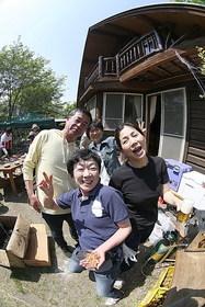 15/04/26 山歩会総会&川崎家BBQ