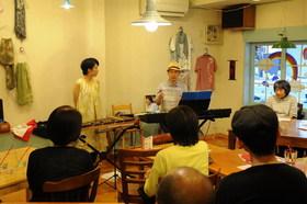 15/06/28 木琴 オドラータコンサート