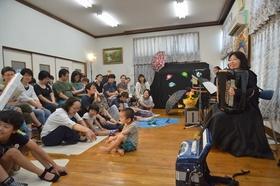 15/06/28 にじいろアコーディオン