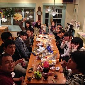 15/11/29 お化け屋敷 中高生打ち上げ
