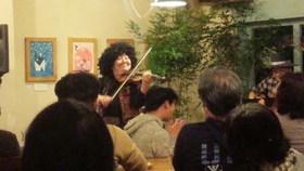 15/12/04 まるこたぬ KTホールぶらりカフェ