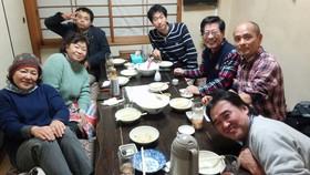 15/12/23 事務局スタッフ忘年会