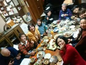 15/12/23 あそびあーと 忘年会
