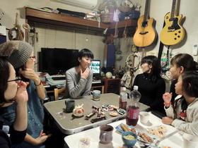15/11/14 ナイトハイク残念会