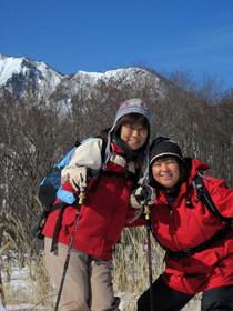 16/01/03-05 山歩会スノーシューツアー