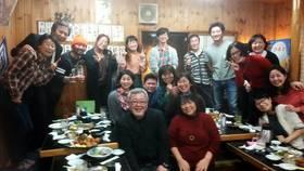 16/03/06 藤浩志氏との交流会