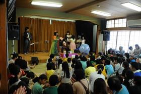 16/05/29 友田子ども祭 おおたか静流さん