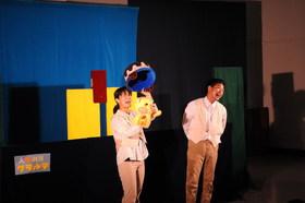 16/07/17 人形劇団クラルテ おひさま劇場