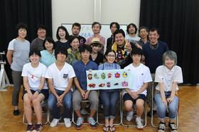 16/07/31 キャンプ最終全体スタッフ会