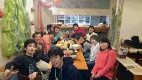 16/11/03 子どもキャンプ青梅ブロック打ち上げ