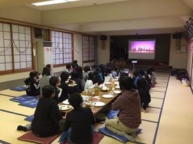 16/12/21 レッドマウンテン&カラフルレイン 合同クリスマス会