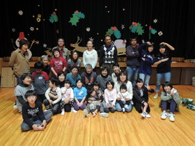 16/12/04 あわてんぼうのクリスマス会