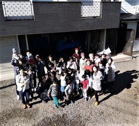 16/12/25 友田グループもちつき