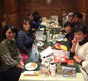 16/12/22 はむらブロッククリスマス忘年会