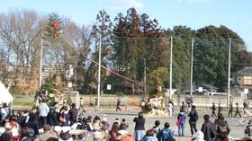 17/01/15 友田小どんと焼き昔あそびコーナー