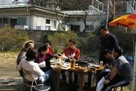 09/03/21 山歩会総会&バーベキュー