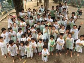 17/05/07 ちょうふ子どもまつり 380人