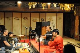 17/05/26  インド音楽 ジャパンツアー 宗建寺