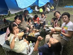 17/08/19-20.  親子DEキャンプ