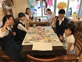 17/09/6-8 青梅二中職場体験