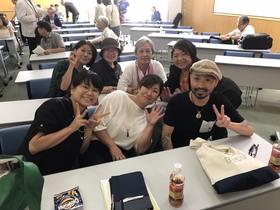 17/9/21 森本真也子氏おおいに語る