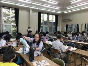 17/10/1 青梅子どもふれあいフェスタ全体参加者会議