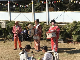 17/11/05 おうめ子どもふれあいフェスタ2017