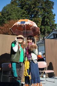 17/11/18-19 ババコン 青梅宿アートフェステ...
