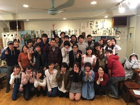 18/01/13 新成人を祝う会&新年会