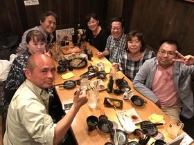 18/5/25 事務局スタッフ懇親会