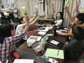 18/07/18  子どもキャンプ三役会