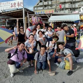 18/08/15 青年ブロック海ツアー