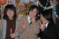 09/03/24 高校生グループ卒業お祝い会
