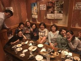 18/9/21. 山歩会打ち上げ