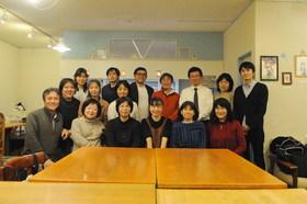 18/12/05  ふれあいフェスタご苦労様会