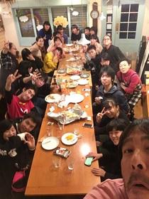 18/12/8  ふれあいフェスタおばけやしき打ち...