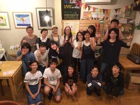 19/5/18  青梅B中学生歓迎会