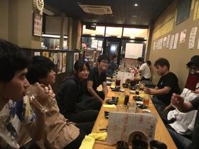 19/7/15   キャンプ常任懇親会