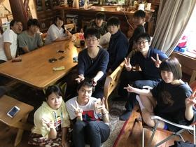 19/7/6-7  高校生合宿