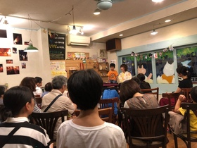 19/7/19 WAM文化体験  落語ぴっかりさん
