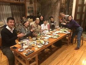19/10/26 山歩会夏秋山行報告と田部井さんア...