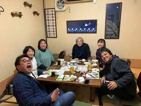 19/12/18青梅ブロック忘年会